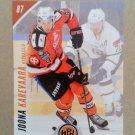 2015-16 Cardset Finland #225 Joona Karevaara HPK Hameenlinna