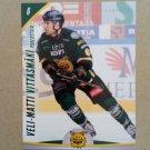 2015-16 Cardset Finland #228 Veli-Matti Vittasmaki Ilves Tampere
