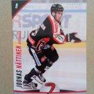 2015-16 Cardset Finland #244 Joonas Nattinen JYP Jyvaskyla
