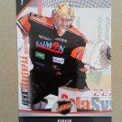 2015-16 Cardset Finland #274 Juha Jarvenpaa Kookoo Kouvola