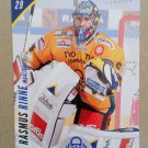 2015-16 Cardset Finland #286 Rasmus Rinne Rauman Lukko