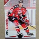 2015-16 Cardset Finland #366 Masi Marjamaki Porin Assat