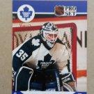 1990-91 Pro Set #540 Jeff Reese Toronto Maple Leafs