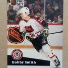 1991-92 Pro Set French #289 Bobby Smith Minnesota North Stars