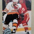 1991-92 Pro Set Platinum #20 Gary Suter Calgary Flames