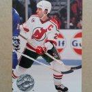 1991-92 Pro Set Platinum #69 Bruce Driver New Jersey Devils