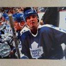 1991-92 Pro Set Platinum #119 Mike Krushelnyski Toronto Maple Leafs