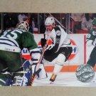 1991-92 Pro Set Platinum #186 Ulf Dahlen Minnesota North Stars