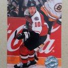 1991-92 Pro Set Platinum #209 Dan Quinn Philadelphia Flyers