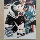 1991-92 Pro Set Platinum #258 Derian Hatcher Minnesota North Stars