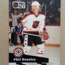 1991-92 Pro Set #295 Phil Housley Winnipeg Jets