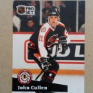 1991-92 Pro Set #302 John Cullen Hartford Whalers