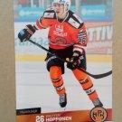 2016-17 Cardset Finland #023 Waltteri Hopponen HPK Hameenlinna