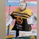 2016-17 Cardset Finland #025 Hannu Toivonen Ilves Tampere