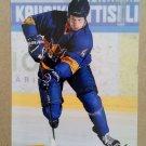 2016-17 Cardset Finland #039 Joonas Valkonen Mikkelin Jukurit