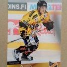 2016-17 Cardset Finland #062 Santeri Lukka KalPa Kuopio