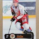 2011-12 City-Press HockeyAllsvenskan #ALLS-004 Niklas Anger Almtuna IS