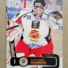 2011-12 City-Press HockeyAllsvenskan #ALLS-009 Alexander Hamberg Almtuna IS
