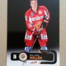 2011-12 City-Press HockeyAllsvenskan #ALLS-014 William Wallen Almtuna IS