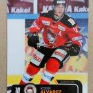 2011-12 City-Press HockeyAllsvenskan #ALLS-089 Robin Alvarez Malmo Redhawks