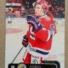 2011-12 City-Press HockeyAllsvenskan #ALLS-184 Andreas Grondahl Sodertalje SK