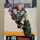 2011-12 City-Press HockeyAllsvenskan #ALLS-231 Sean McMonagle Tingsryds AIF