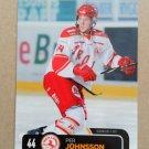 2011-12 City-Press HockeyAllsvenskan #ALLS-253 Per Johnsson IF Troja-Ljungby