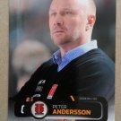 2011-12 City-Press HockeyAllsvenskan #ALLS-308 Peter Andersson Orebro HK