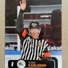 2011-12 City-Press HockeyAllsvenskan #ALLS-312 Robin Karlsson