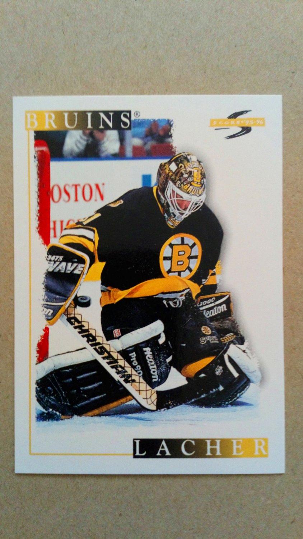 1995-96 Score #17 Blaine Lacher Boston Bruins