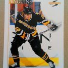 1995-96 Score #81 Shawn McEachern Pittsburgh Penguins