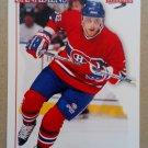 1995-96 Score #117 Vladimir Malakhov Montreal Canadiens