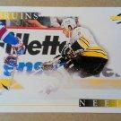 1995-96 Score #209 Cam Neely Boston Bruins