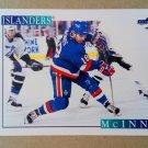 1995-96 Score #217 Marty McInnis New York Islanders