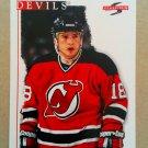 1995-96 Score #274 Sergei Brylin New Jersey Devils