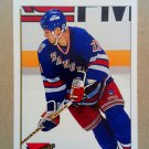 1993-94 Topps Premier #54 Jeff Beukeboom New York Rangers