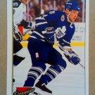 1993-94 Topps Premier #359 Wendel Clark Toronto Maple Leafs
