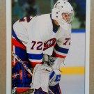 1993-94 Topps Premier #468 Ron Hextall New York Islanders