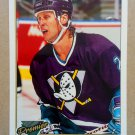 1993-94 Topps Premier #491 Bobby Dollas Anaheim Mighty Ducks