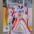 2012-13 City-Press HockeyAllsvenskan #ALLS-002 Joel Lassinantti Almtuna IS