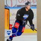 2012-13 City-Press HockeyAllsvenskan #ALLS-049 Christian Carlsson BIK Karlskoga