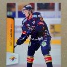 2012-13 City-Press HockeyAllsvenskan #ALLS-090 Pontus Aberg Djurgardens IF