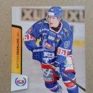 2012-13 City-Press HockeyAllsvenskan #ALLS-193 Mattias Granlund IK Oskarshamn