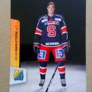 2012-13 City-Press HockeyAllsvenskan #ALLS-223 Jacob Dahlstrom Sodertalje SK