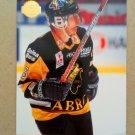 1995-96 Leaf Elit Set Sweden #6 Tony Barthelson A.I.K