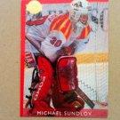 1995-96 Leaf Elit Set Sweden #15 Michael Sundlov Brynas IF