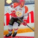 1995-96 Leaf Elit Set Sweden #24 Stefan Ketola Brynas IF