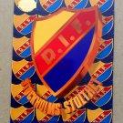 1995-96 Leaf Elit Set Sweden #25 Djurgardens IF Checklist