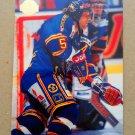 1995-96 Leaf Elit Set Sweden #28 Christian Due-Boje Djurgardens IF