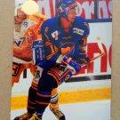 1995-96 Leaf Elit Set Sweden #30 Thomas Johansson Djurgardens IF